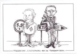 PK - Knesselare - Cultuurstad Aan De Flabbaertbeek  - Uitgave Geert De Groote - Cartes Postales