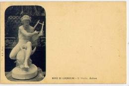 Musee Du Luxembpurg - E.hiolle - Arion - Formato Piccolo Non Viaggiata – E 13 - Musei