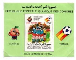 Bloc N° 36 **. A Saisir !!! - Comoros