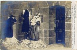Salon De 1907 - Les Yeux De Caucbon Par Henri Motte - On  Avait Tout Expres Perce La Muraille Chaque Pierre Avait Des Ye - Musei
