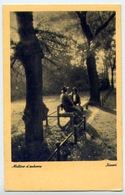 Mattino D'autunno - Ricard - Avoriolina Bertelli - Pasta Dentifricia Perfetta - Formato Piccolo Non Viaggiata – E 13 - Cartoline