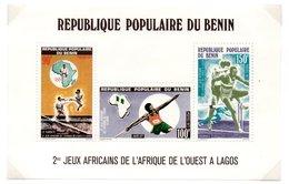 Bloc N° 24 **. A Saisir !!! - Benin - Dahomey (1960-...)