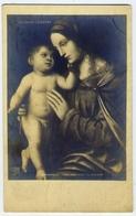 Tableux Celebres - Bernardino Luini - Madonna Col Bambino - Formato Piccolo Non Viaggiata – E 13 - Cartoline