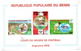 Bloc N° 28 **. A Saisir !!! - Benin - Dahomey (1960-...)