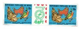 Timbre N° 448 ** Avec Vignette. A Saisir !!! - Benin - Dahomey (1960-...)