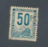 FRANCE - COLIS POSTAUX N°YT 30 OBLITERE - COTE YT : 11€ - 1948/54 - Colis Postaux