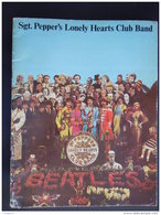 Sgt. Pepper's Lonely Hearts Club Band The Beatles Song Book Copyright 1967 By Northern Songs Limited Wise Publications - Musique & Instruments