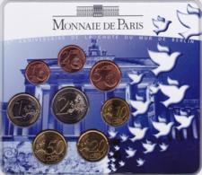 2009 - France - 20 Anniversaire Chute Du Mur De Berlin - Monnaie De Paris - N°374/1000 - Francia