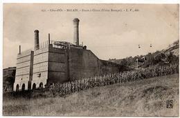 Malain : Four à Chaux De L'usine Branger (Editeur Louis Venot, Dijon, LV N°251) - Other Municipalities