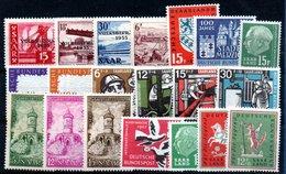 Sarre  / Lot De Timbres / Etats Divers - Collections, Lots & Series
