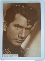 159 Daniel Gelin Photo Foto Vintage Cinema Flyer Belge Torhout - Photos