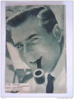 278 Joachim Fuchsberger Photo Foto Vintage Cinema Flyer Belge Torhout - Photos