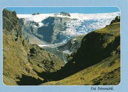 1 AK Island Iceland * Ansicht Der Landschaft Þórsmörk Im Süden Von Island * - Island