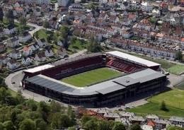 Norway, Bergen, Brann Stadion, Stade Stadion Estadio Stadium - Football