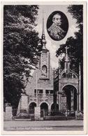 Lützen. Gustav-Adolf Denkmal Mit Kapelle - Lützen