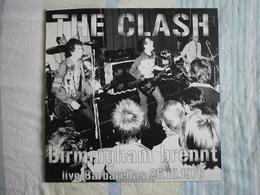 The CLASH - Birmingham Brennt - LP - Punk