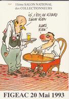 CP - Carte Postale SALON FIGEAC 1993....... - Autres