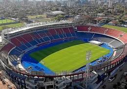 Paraguay, Asunción, Estadio La Nueva Olla Paraguay, Stade Stadion Estadio Stadium - Football