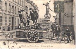 FR59 DOUAI - Fête De Gayant - Roue De La Fortune - Animée - Belle - Folklore