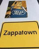 Frank Zappa : 3 Cartes Postales : Zappanale Exhibition, Zappatown-Freak Out - Autres