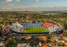 Paraguay, Asunción, Estadio Defensores Del Chaco, Stade Stadion Estadio Stadium - Football