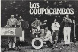 """CASTRES : L'orchestre Musette Et Variértés """"LOS COUPOCAMBOS """" - Autres Communes"""