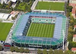 Austria, Wien, Allianz Stadion (Weststadion),stade Stadion Estadio Stadium - Football