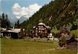 Hoteldorf Grüner Baum - Badgastein-Kötschachtal (2702) - Bad Gastein