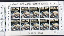 GIBRALTAR   Timbres Neufs ** De  1984  ( Ref 696 E ) EUROPA - Gibraltar