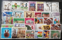 Ivory Coast  USED LOT - Ivory Coast (1960-...)