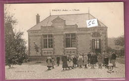 Cpa Thuisy L'école Animée - Collection PR S - France