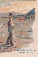 """Agricoltura  """"  La Semina  """"  -  Antonio Vallardi Editore , Roma-Milano-Napoli - Culture"""