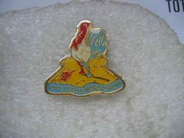 Pin's Coq Bleu Blanc Rouge, Votre Député Marc REYMANN. Député Du  Bas-Rhin De 1986 à 2007 - Administrations