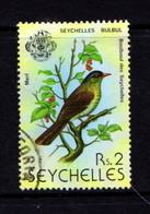 SEYCHELLES    1979    2r  Bulbul    USED - Seychelles (1976-...)