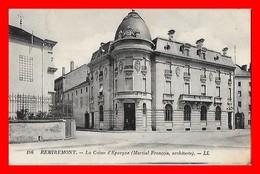 CPA (88) REMIREMONT.   La Caisse D'Epargne...J316 - Remiremont