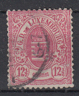 LUXEMBURG - Michel - 1875 - Nr 32 - Gest/Obl/Us - 1859-1880 Coat Of Arms