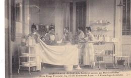 Rhône - Dispensaire-Ecole De La Socièté De Secours Aux Blessés Militaires - Lyon