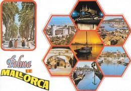 Espagne Palma De Mallorca Divers Aspects (2 Scans) - Mallorca
