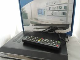 DIGITAL SATELLITE RECEIVER COMMON INTERFACE FRACARRO SRT 6350 TELECOMANDO - Altre Collezioni
