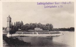 Ludwigshafener Kanu-Club - Fotokarte - 1939         (A-103-151226) - Ludwigshafen
