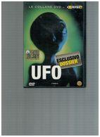 UFO ESCLUSIVO DOSSIER EXPLORA DVD INSERTI SPECIALI ROSWELL LINGUAGGIO VITA ALIEN - Sciences-Fictions Et Fantaisie