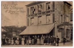 Magny-en-Vexin (95) - Hôtel De La Gare, écurie, Remise, Garage Pour Vélo - Magny En Vexin