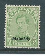 Belgische Bezetting Malmédy Nr 65B Type IV - [OC55/105] Eupen/Malmedy