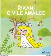 2016 Carnet  C804 Booklet De 10 Timbres  Dessin Animé La Fée Amalka ** MNH - Neufs