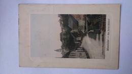 Carte Postale ( V4 ) Ancienne De Montdidier , Rue Saint Médard - Montdidier