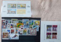 Österreich   Jahrgang 2000   Year Set   ** Postfrisch MNH  Postpreis: Ca. 62  Euro #L529 - Ganze Jahrgänge
