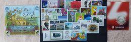 Österreich   Jahrgang 2002   Year Set   ** Postfrisch MNH  Postpreis:   Euro #L530 - Ganze Jahrgänge
