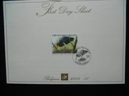 Belgium 2005 Journée Du Timbre - 1985-.. Birds (Buzin)