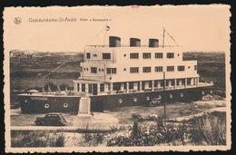 OOSTDUINKERKE ST.ANDRE  HOTEL NORMANDIE - Oostduinkerke