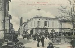 CPA 31 Haute Garonne Villefranche De Lauragais Le Marché à La Volaille - Frankrijk